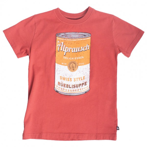 Alprausch - Kids Rüeblisuppe - T-shirt