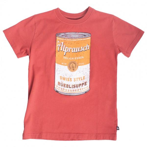 Alprausch - Kids Rüeblisuppe - T-Shirt