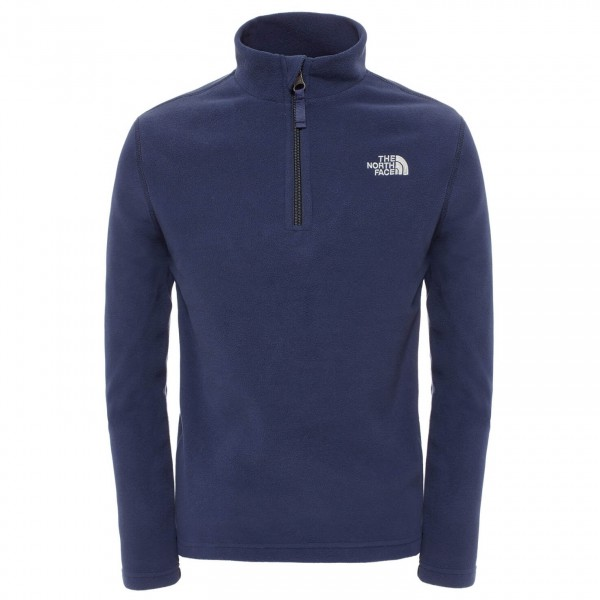 The North Face - Kid's Glacier 1/4 Zip - Pull-over polaire