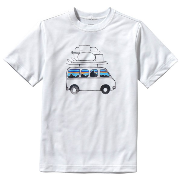 Patagonia - Boy's Polarized Graphic Tee - T-Shirt