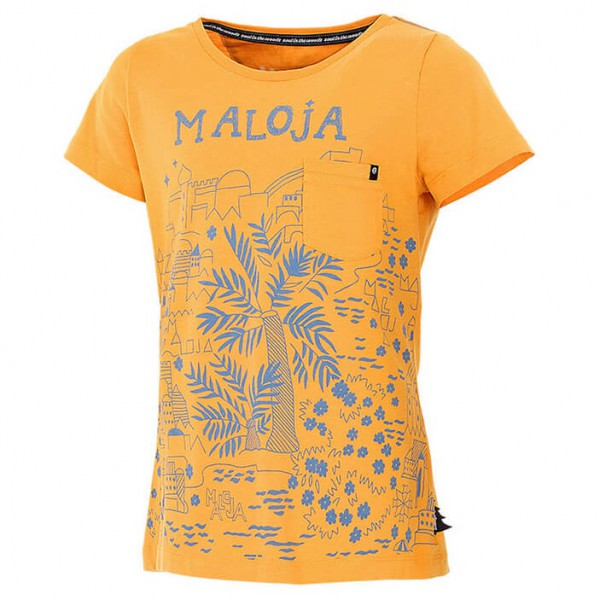 Maloja - Girl's RabiaL. - T-shirt