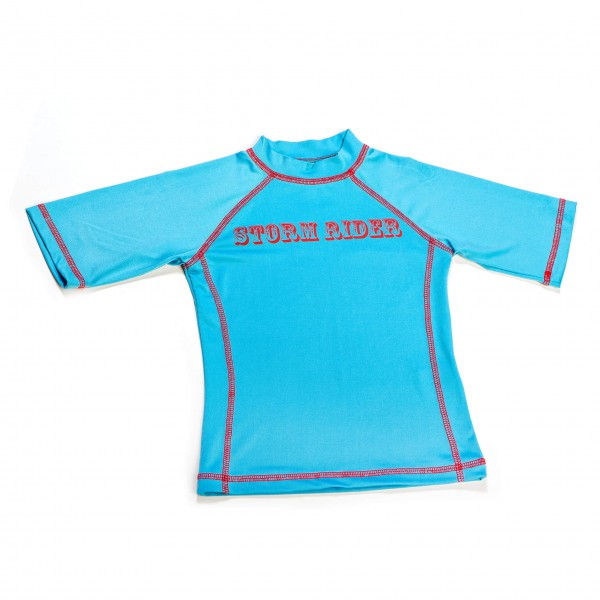 Ducksday - Boy's Rash Guard Short Sleeve - T-skjorte