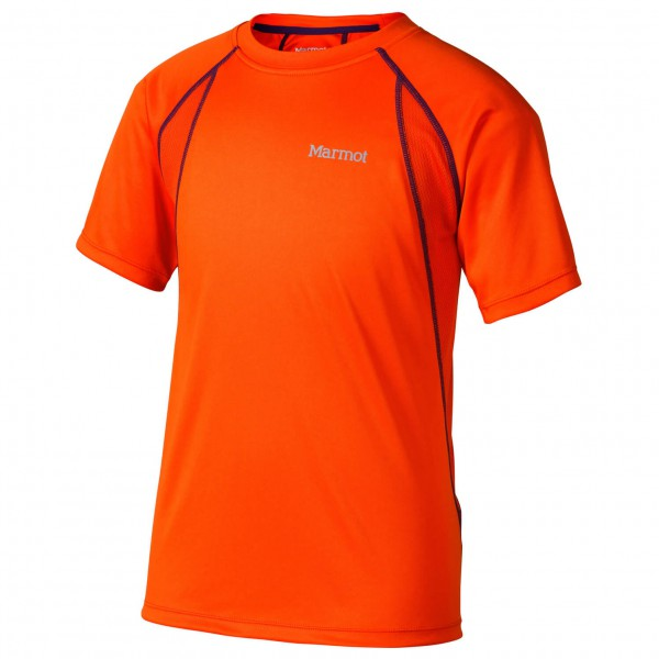 Marmot - Boy's Fuse SS - T-Shirt