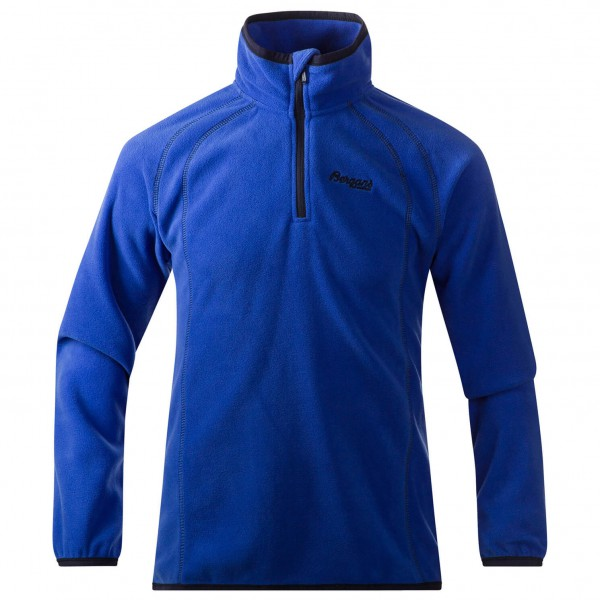 Bergans - Ombo Youth Half Zip - Fleecetrui