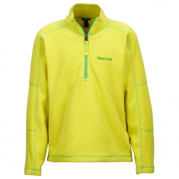 Marmot - Boy's Rocklin 1/2 Zip - Pull-over polaire