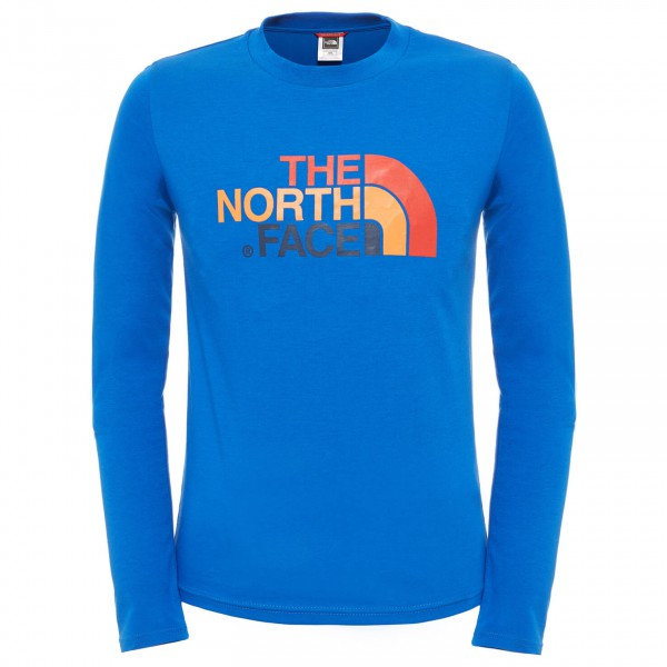 The North Face - Kid's LS Easy Tee - Longsleeve