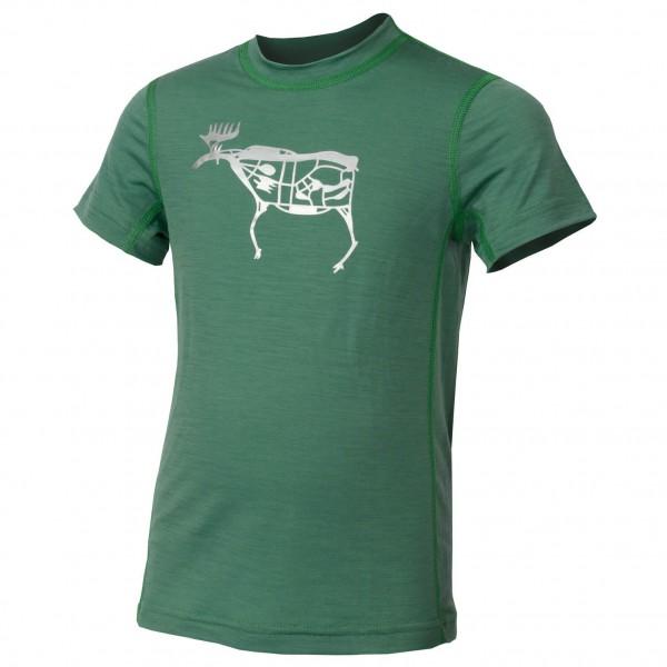 Aclima - Kid's LW T-Shirt Children - Merino ondergoed