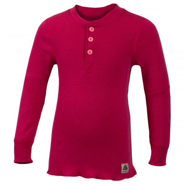 Aclima - Kid's WW Granddad Shirt Children - Merino sweater