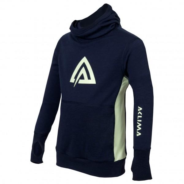 Aclima - Kid's WW Hood Sweater Children