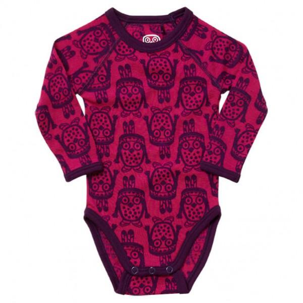 Ej Sikke Lej - Kid's Owl Wool Body - Body