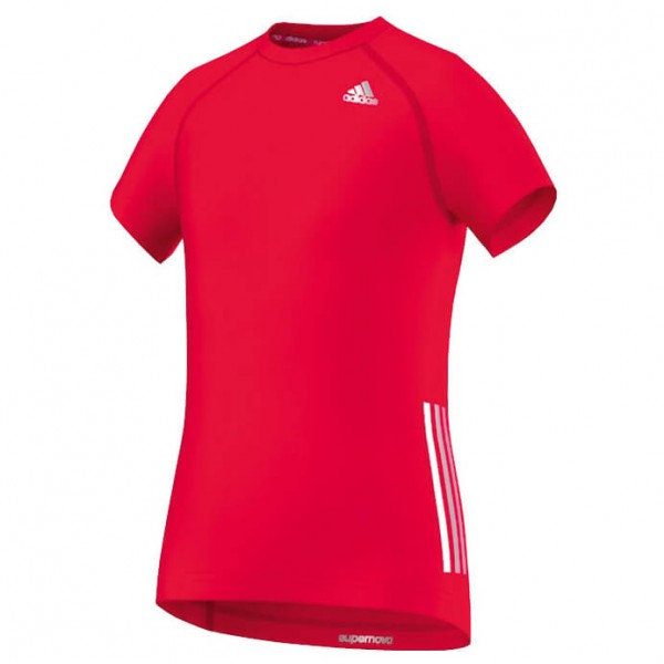 Adidas - Girl's Supernova Running Tee - Joggingshirt