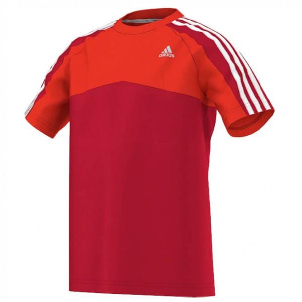 Adidas - Kid's Clima BTS Tee - Running shirt