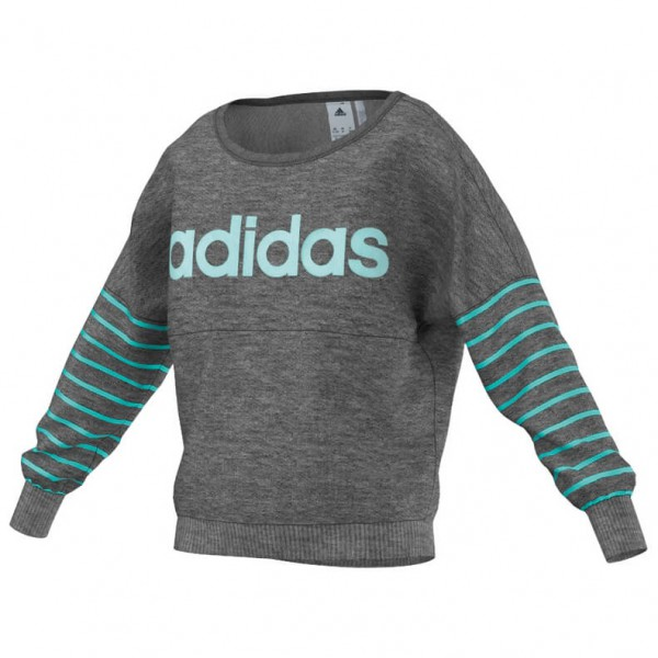 Adidas - Kid's Wardrobe Lineage Sweat - Pulloveri