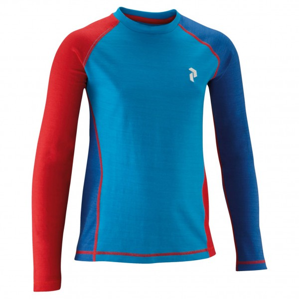 Peak Performance - Kid's Multi LS 180 - Merino underwear