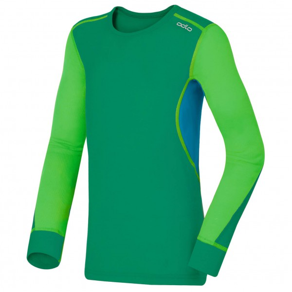 Odlo - Kid's Shirt LS Crew Neck Warm