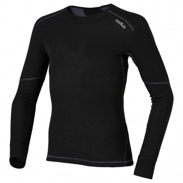 Odlo - Kid's Shirt LS Crew Neck X-Warm - Synthetic base layer
