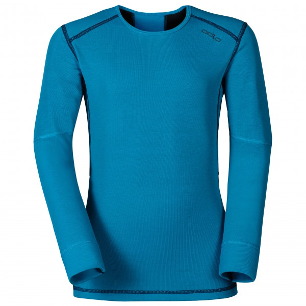 Odlo - Kid's Shirt LS Crew Neck X-Warm - Ondergoed