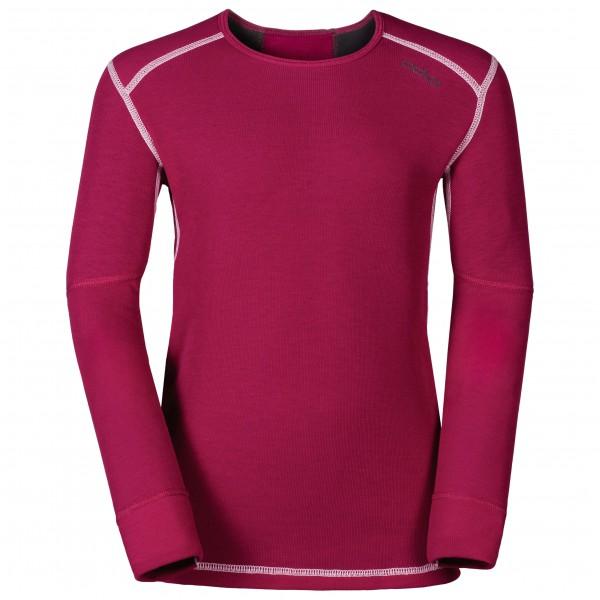 Odlo - Kid's Shirt LS Crew Neck X-Warm - Ondergoed
