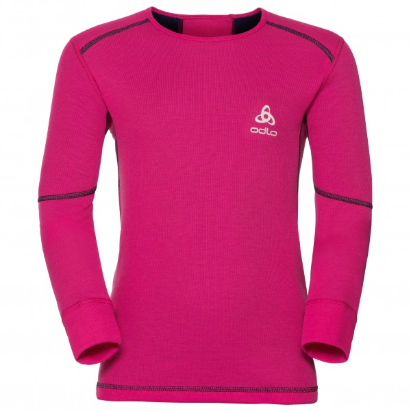 Odlo - Kid's Shirt LS Crew Neck X-Warm - Underwear