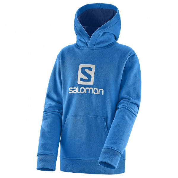 Salomon - Kid's Hoodie - Pull-over à capuche