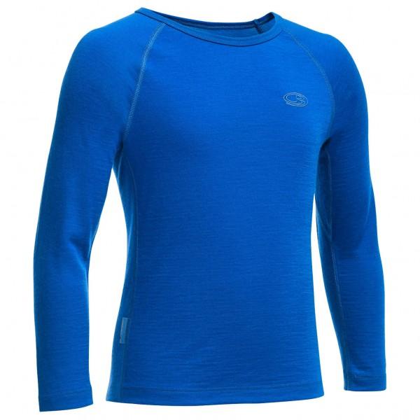 Icebreaker - Kid's Oasis LS Crewe - Merino underwear