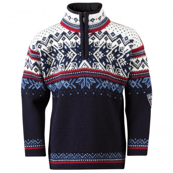 Dale of Norway - Kid's Vail Sweater - Merino jumpers
