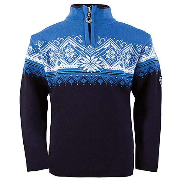 Dale of Norway - Kid's St. Moritz Sweater - Merinopullover