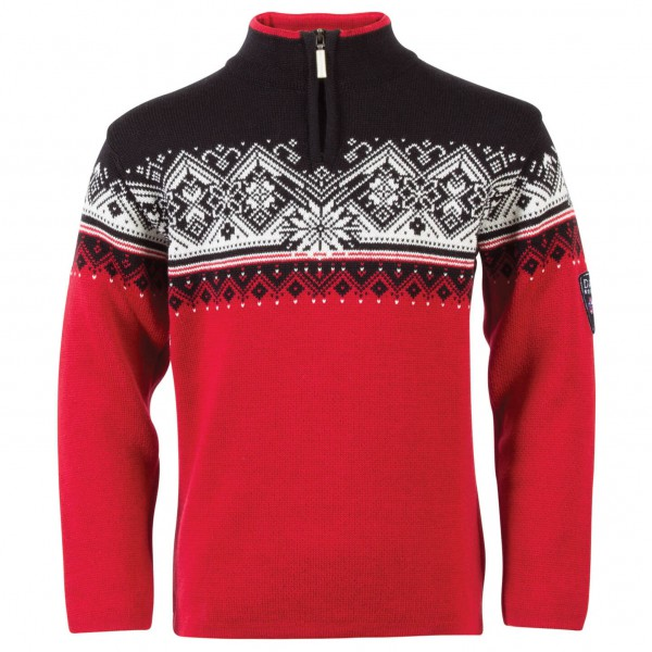 Dale of Norway - Kid's St. Moritz Sweater - Merinopullover