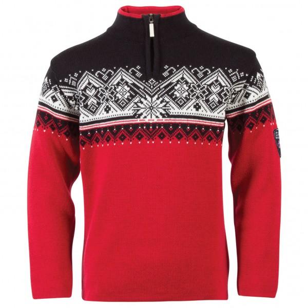 Dale of Norway - Kid's St. Moritz Sweater - Merinovillapulloverit