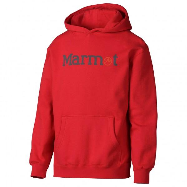 Marmot - Boy's Pullover Hoody - Hoodie