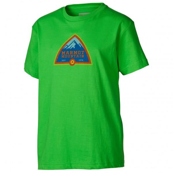 Marmot - Boy's Tioga Pass Tee SS - T-paidat