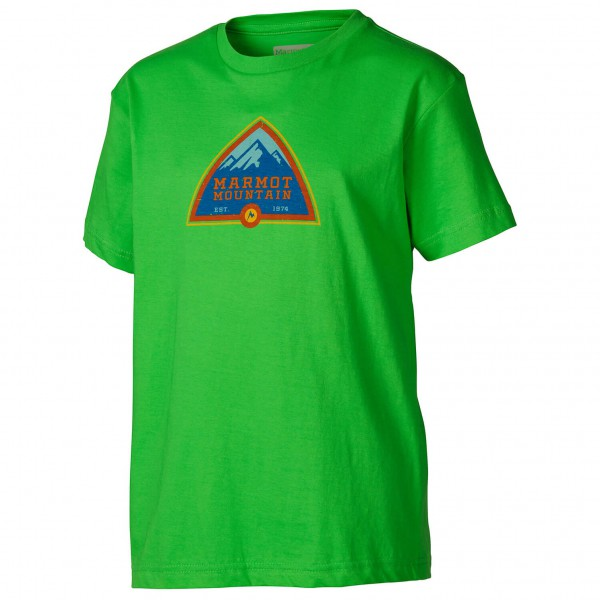 Marmot - Boy's Tioga Pass Tee SS - T-shirt