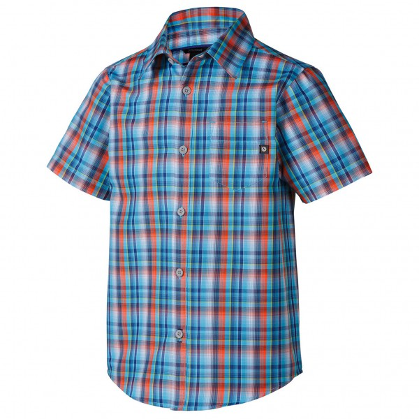Marmot - Boy's Waldron SS - Shirt