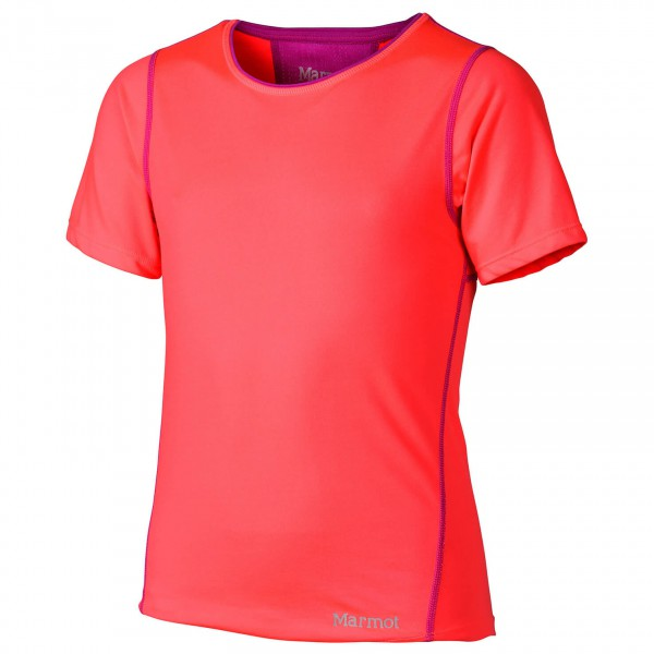 Marmot - Girl's Essential SS - Running shirt
