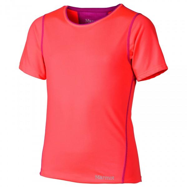 Marmot - Girl's Essential SS - Running shirt