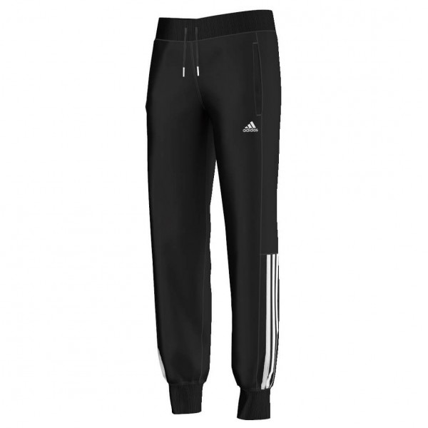 adidas - Girl's Essentials Mid 3S Pant CH - Joggingbroek
