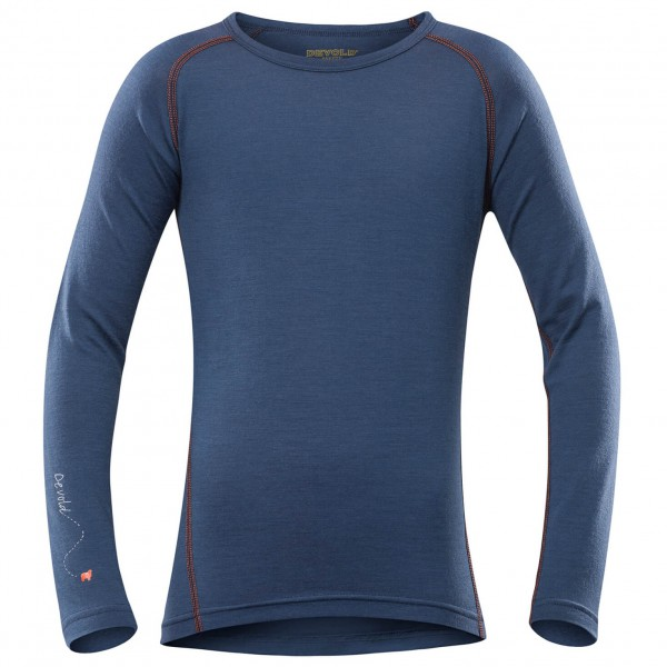 Devold - Breeze Junior Shirt - Long-sleeve