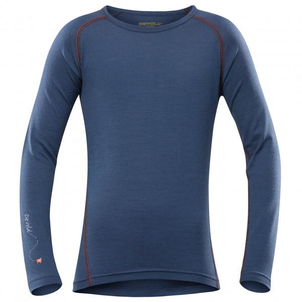 Devold - Breeze Junior Shirt - Long-sleeve