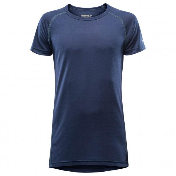 Devold - Breeze Junior T-Shirt - T-paidat
