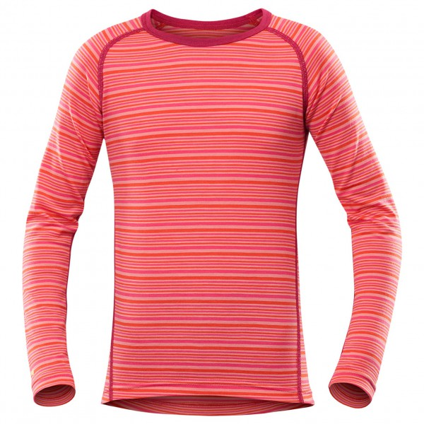 Devold - Kid's Breeze Shirt - Manches longues