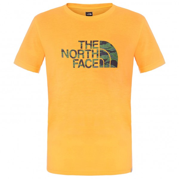 The North Face - Boy's S/S Hike Tee - T-paidat