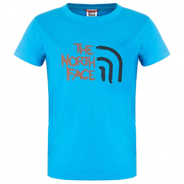 The North Face - Boy's S/S Cotton Tee - T-shirt