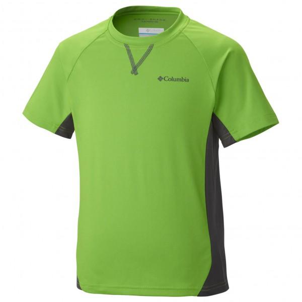 Columbia - Boy's Silver Ridge Short Sleeve Tee - T-paidat