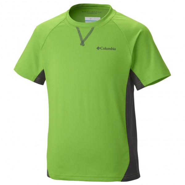 Columbia - Boy's Silver Ridge Short Sleeve Tee - T-Shirt