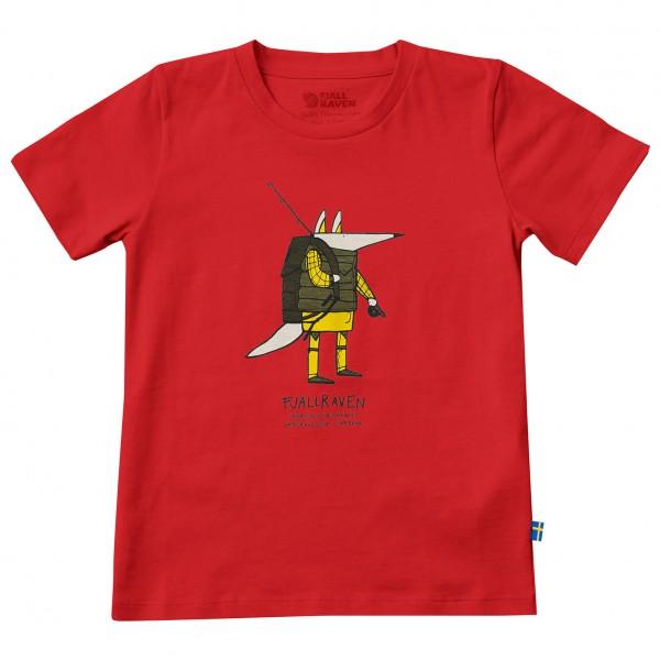 Fjällräven - Kid's Trekking Fox T-Shirt - T-paidat