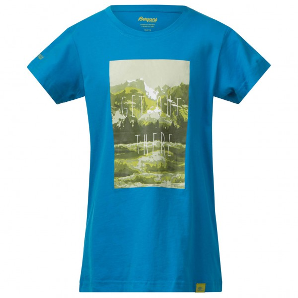 Bergans - Nature Youth Tee - T-paidat