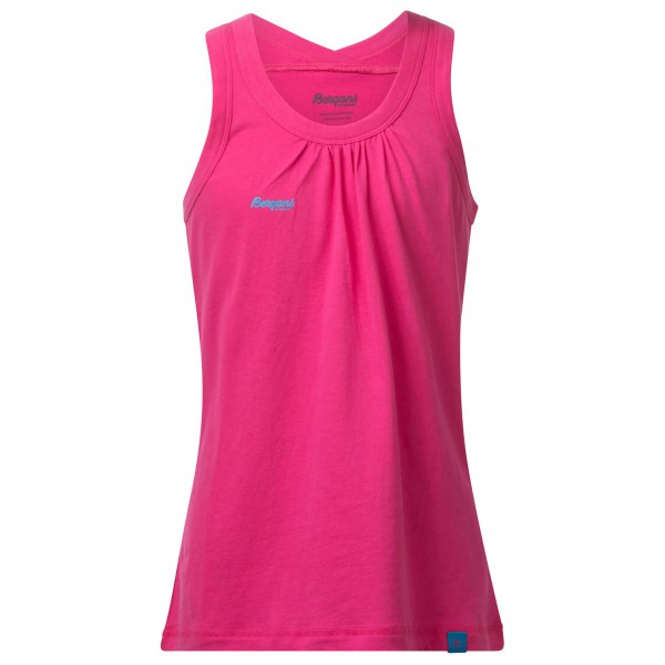 Bergans - Tvilde Youth Girl Singlet - Toppi