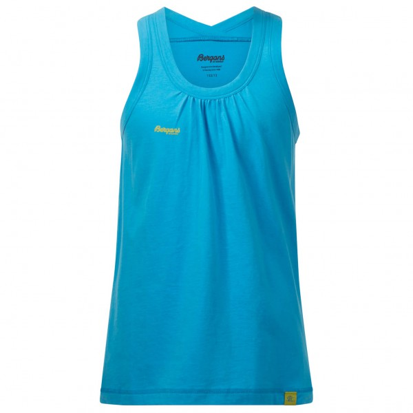 Bergans - Tvilde Youth Girl Singlet - Haut