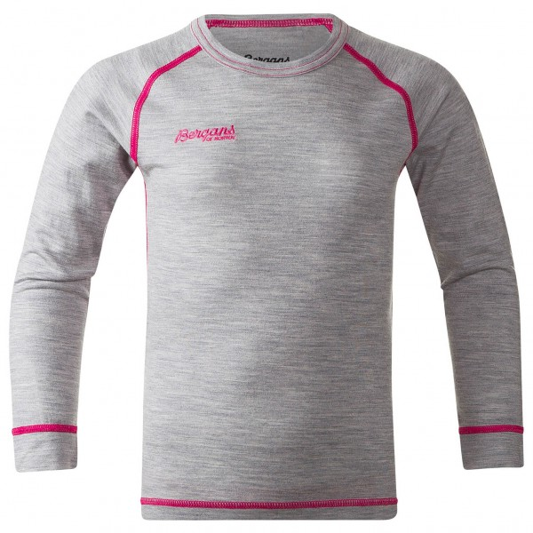 Bergans - Mispel Kids Shirt - Merino underwear