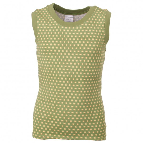 Ducksday - Girl's Sleeveless Top - Ondergoed